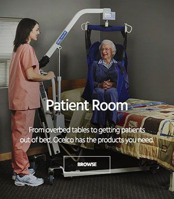 Patient Room Equipment