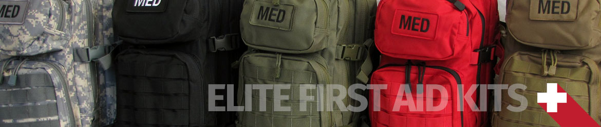 Elite First Aid Medic Bags
