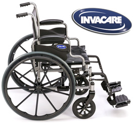 Invacare EX2 Wheelchairs