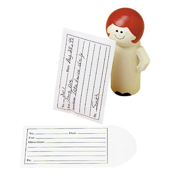 Medication Envelope