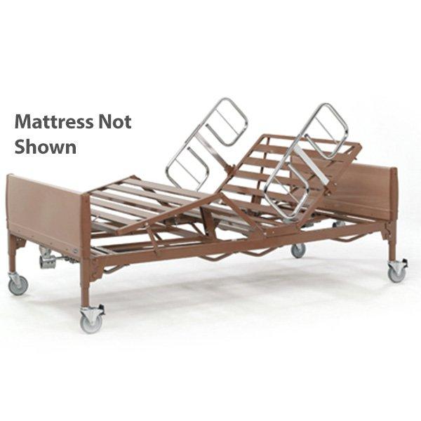Invacare Bariatric Bed Complete