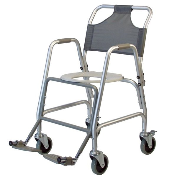 Lumex Shower Chair With Footrest