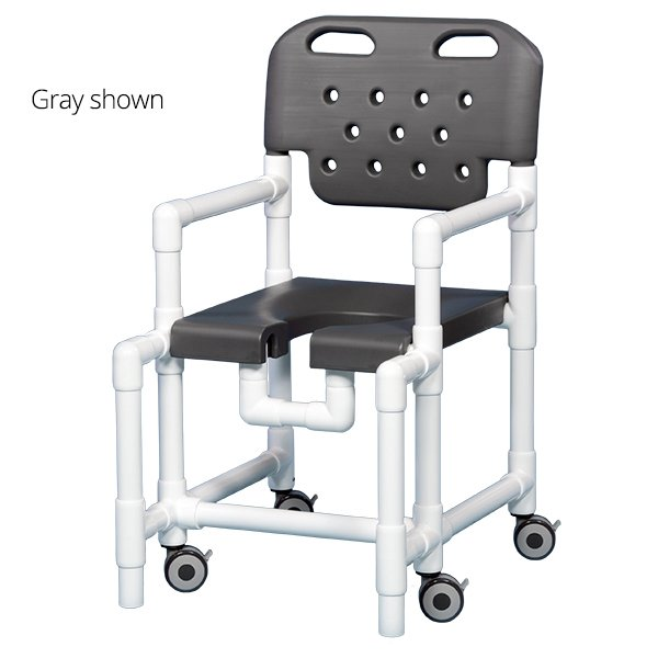 Elite Shower Chair with Anti-Tip Design
