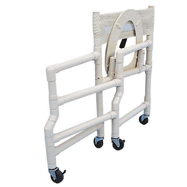 wheel chair commode shop commodeshower with wheels shower padded