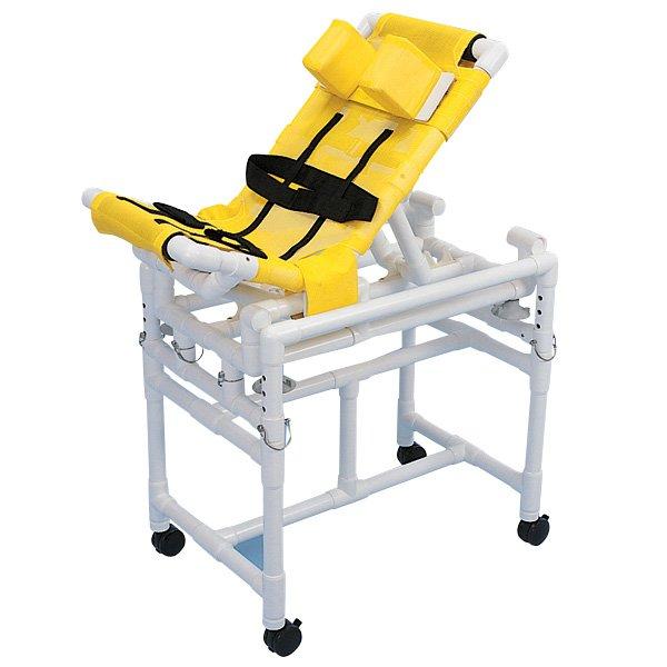 Enjoyable Reclining Shower Bath Chair With Wheeled Platform Creativecarmelina Interior Chair Design Creativecarmelinacom