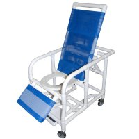 Find PVC Reclining Shower and Commode Chairs at an affordable price