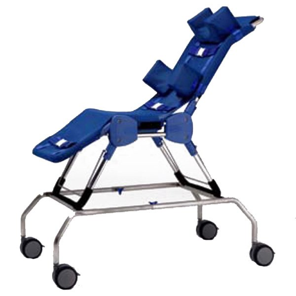 Columbia Rolling Shower Chair Base for the Contour Ultima Bath Chair