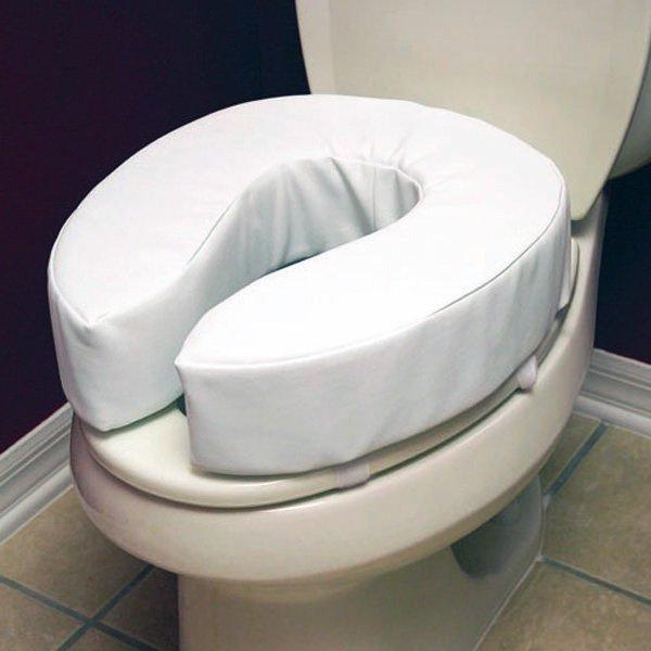 Padded Raised Toilet Seats