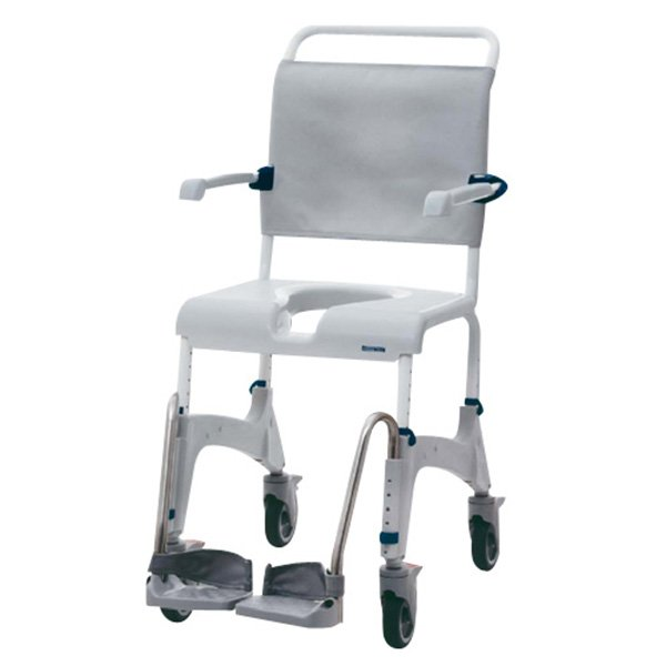 Aquatec Ocean mode and Shower Chair 5 Casters