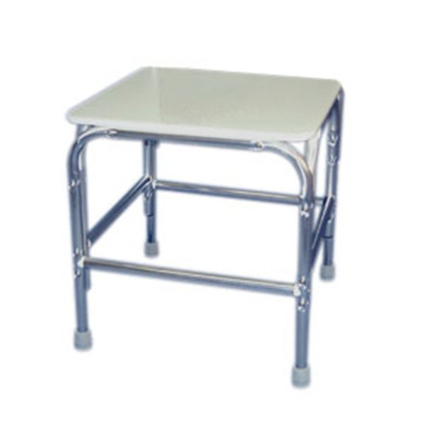Heavy Duty Shower Stool Without Commode Opening Weight Capacity 850 Lbs