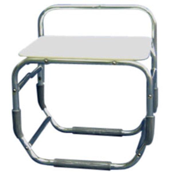 Heavy-Duty 20 Seat Depth Bathtub Chair - with Bench Seat