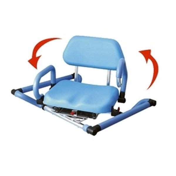 Deluxe Bathtub Swivel Chair