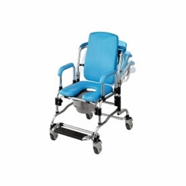 deluge reclining shower chair