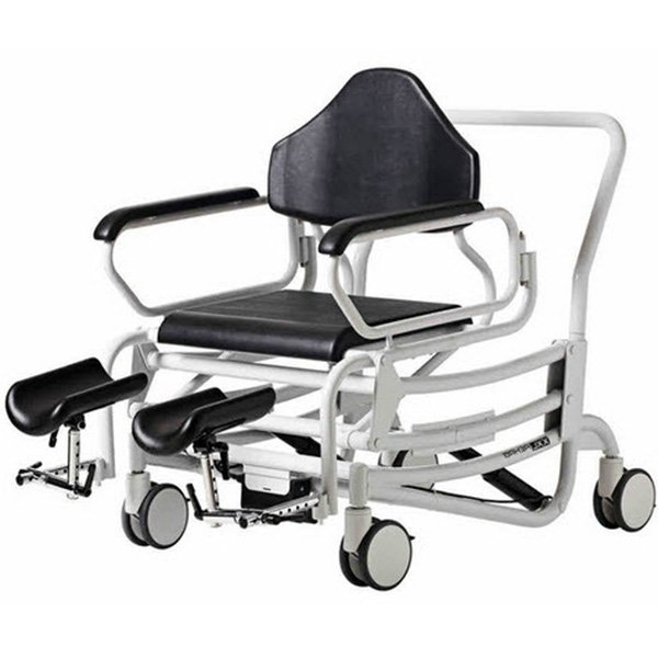 Xxl Rise And Recline Bariatric Shower Chair
