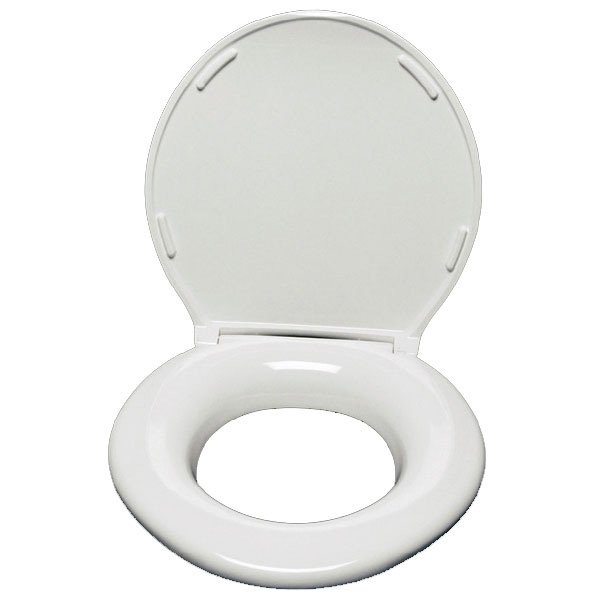 Big John Toilet Seat With Cover