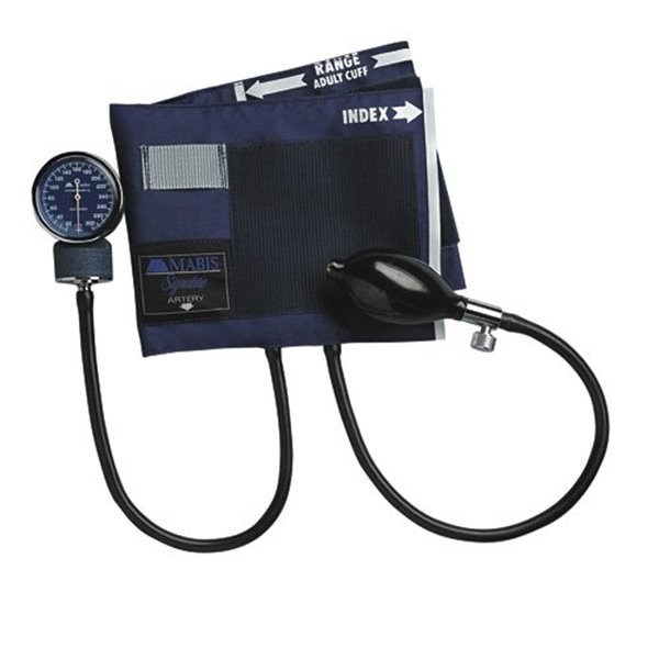Signature Series Aneroid Sphygmomanometer Adult