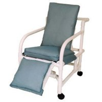 Show product details for ECHO PVC Geri-Chair - 18  Standard with Legrest  sc 1 st  Ocelco & PVC Geri-Chairs - Ocelco