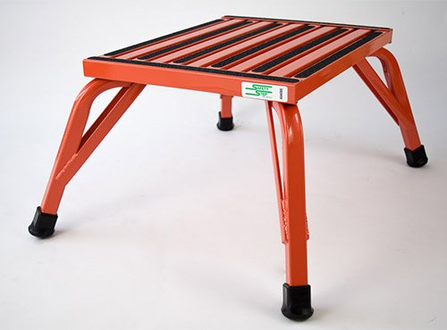 Surprising Heavy Duty Steel Safety Step 12 Inch Tall 15 X 19 Caraccident5 Cool Chair Designs And Ideas Caraccident5Info