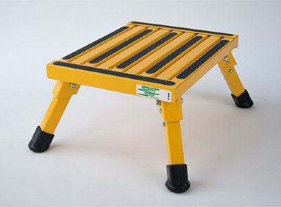 Small Folding Safety Step Stool 7 Inch Tall 11 X 14