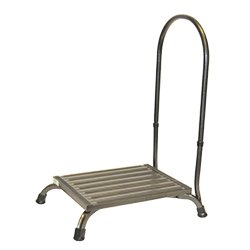 Admirable Medical Bariatric Step With Handle 6 Inch Tall 15 X 19 Gmtry Best Dining Table And Chair Ideas Images Gmtryco