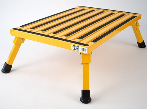 Xl Folding Safety Step Stool 8 Inch Tall 16 X 24