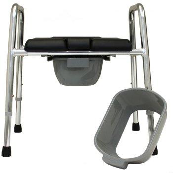 Versa Mode Raised Commode Amp Adjustable Shower Chair