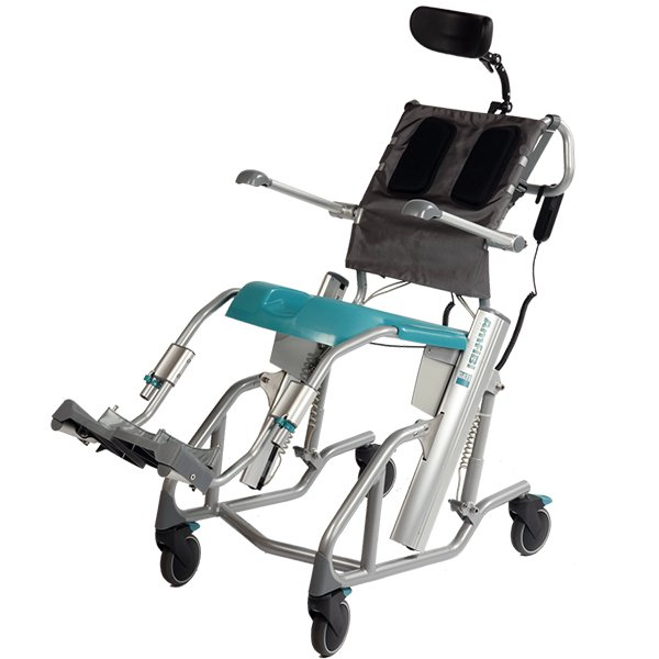AmfiBi Tilt Shower Chair