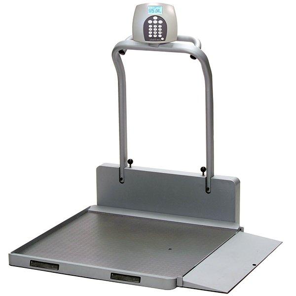 wheel chair scale. Health O Meter Digital Wheelchair Scale Wheel Chair