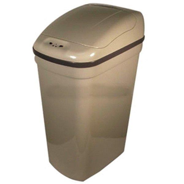 infrared plastic trash can 7 gallon. Black Bedroom Furniture Sets. Home Design Ideas