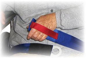 Wheelchair Safety Belts